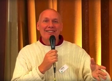David Hoffmeister at the 2010 ACIM Conference